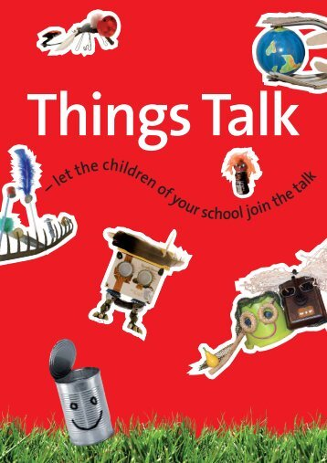 Ting Taler flyer (pdf) - Things Talk