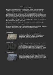 Informacje o włóknach syntetycznych - Willow House