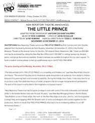 The-Little-Prince-Press-Release