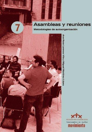 Asambleas y reuniones-TdS