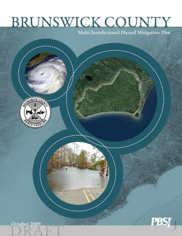 Brunswick County Multi-Jurisdiction Hazard Mitigation Plan