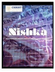 nishka - Christ University