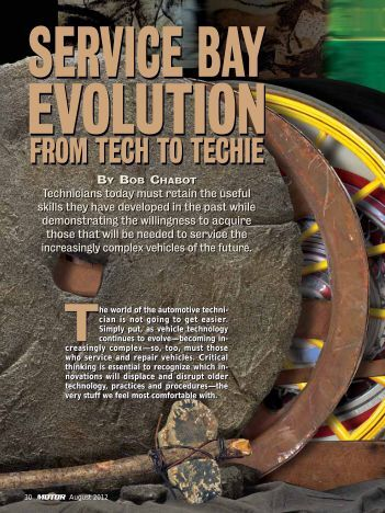 From Tech to Techie - MOTOR Information Systems