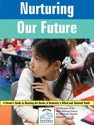 Nurturing our Future