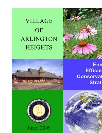 Energy Efficiency Conservation Strategy Guide - Village of Arlington ...