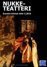 Suomen Uniman lehti 1/2010 - Unima.nu
