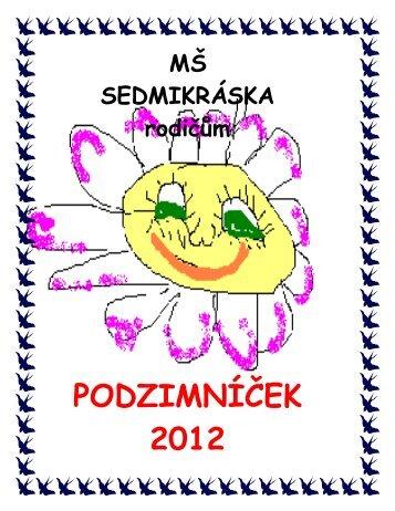 Otevřít časopis v novém okně - ms-sedmikraska.cz