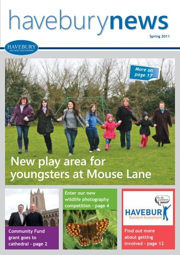 Spring 2011 - Havebury Housing Partnership