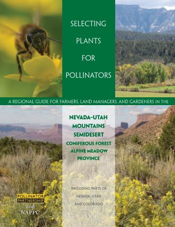 Nevada-Utah - Pollinator Partnership