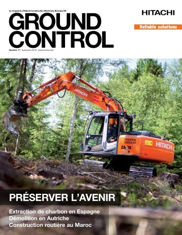 PRÉSERVER L'AVENIR - Ground Control Magazine