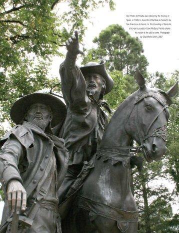 Prelude to the Pueblo Revolt - El Palacio Magazine