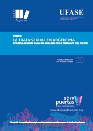 LA TRATA SEXUAL EN ARGENTINA - Ministerio Público Fiscal de ...