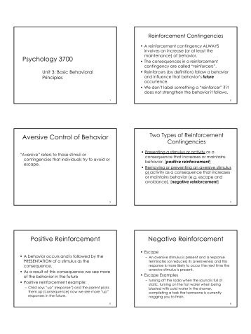 child psychology essay