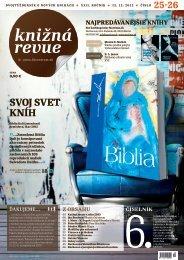 2012 / č. 25-26 - Literárne informačné centrum