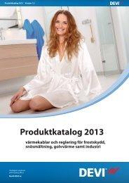 Produktkatalog 2013 v.1.3 - Danfoss.com