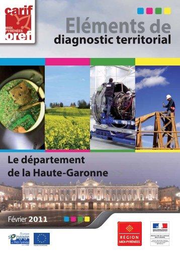 Haute-Garonne - Carif Oref Midi-Pyrénée