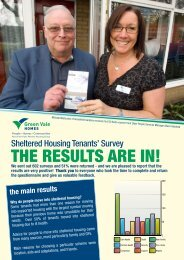 The resulTs are in! - Pennine Housing