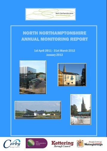 View / Download Document - North Northamptonshire Joint ...