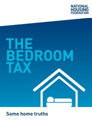 Bedroom Tax - Home Truths Report