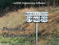 Threads and Concurrency - ArrestedComputing
