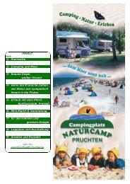 INHALT -1- Startseite -2- Camping und Meer -3 ... - Urlauber-Tipp.de