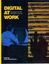 digital - Archive Server