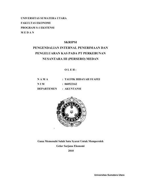 Bab I Usu Institutional Repository Universitas Sumatera Utara