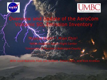 Overview and Update of the AeroCom Volcanic SO Emission Inventory
