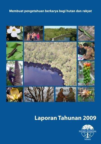 Laporan Tahunan 2009 - Tropenbos International