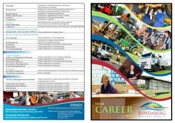 Certificate III In Plumbing (mechanical Services) - Bundaberg ...