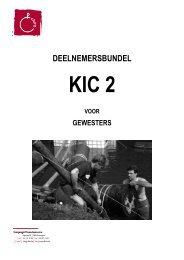 deelnemersbundel KIC 2 voor gewesten 09-10 - Chiro - Chirojeugd ...
