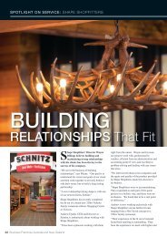 Shape Shopfitters - Business Franchise Magazine