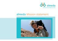 almeda Mission statement