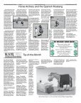 October/Nov 2011 - The Valley Equestrian Newspaper - Page 7