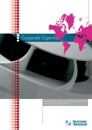 Corporate Expertise - Official Site of System Sensor Europe
