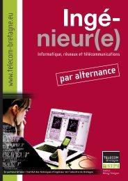 Téléchargez la brochure FIP 2012 - Télécom Bretagne