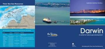 Timor Sea Gas Resources