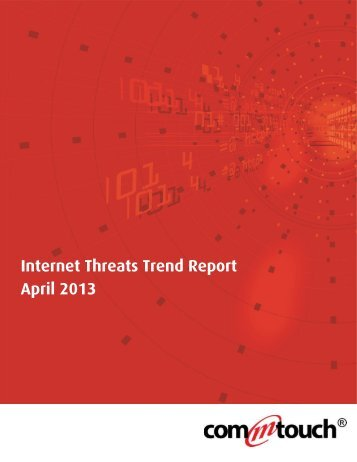 Internet Threats Trend Report