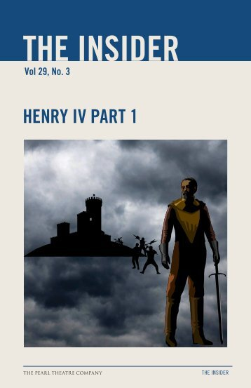 Henry IV, Part 1 - The Pearl Theatre Company