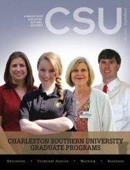 Summer 2012 - Charleston Southern University