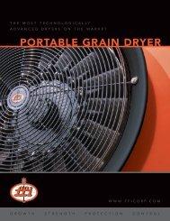 Portable Grain Dryers - ffi