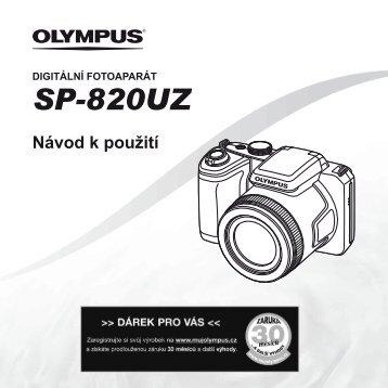 SP-820UZ - Olympus