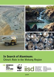 In Search of Aluminum: - Heinrich-Böll-Stiftung