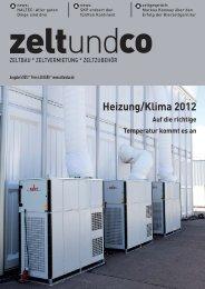 2012 - zelt und co