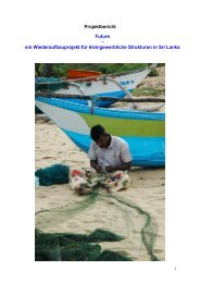 Projektreport 1 - Future Hilfsprojekte Indien