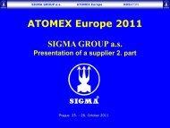 sigma group