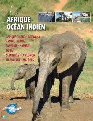 AFRIQUE OCÉAN INDIEN - Voyages Cassis