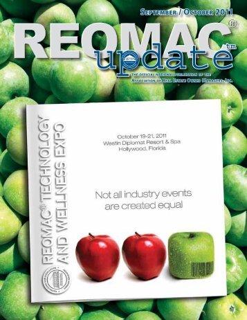 SEPTEMBER / OCTOBER 2011 - reomac