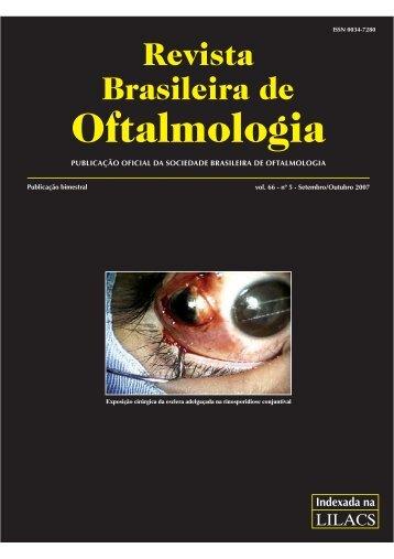 Set-Out - Sociedade Brasileira de Oftalmologia