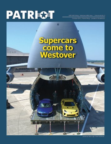 to view the winning story! Page 9 - Westover Air Reserve Base, Mass